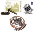 "GM 8.5"" USA Ring and Pinion 28 Spline Duragrip LSD Pkg"