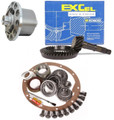 "1999-2008 GM 8.6"" Excel Ring and Pinion Truetrac LSD Pkg"