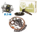 "GM 8.5"" USA Ring and Pinion 30 Spline Eaton LSD Pkg"