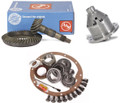 "2001-2010 AAM 11.5"" Ring & Pinion Grizzly Locker AAM Gear Pkg 38 Spline"
