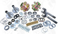 Jeep YJ TJ XJ Dana 30 & 44 Yukon Free Spin Hub Conversion Kit 27 Spline 5x4.5