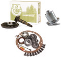 Dana 35 Ring & Pinion Grizzly Locker USA Standard Gear Pkg