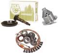 Dana 60 Ring & Pinion 35 Spline Grizzly Locker USA Standard Gear Pkg