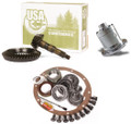 "Ford 8.8"" Ring & Pinion 28 Spline Grizzly Locker USA Standard Gear Pkg"