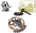 "2001-2010 AAM 11.5"" Ring and Pinion Duragrip Posi USA Gear Pkg"