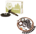 1997-2004 Grand Cherokee Dana 30 Ring and Pinion Master Install USA Standard Gear Pkg