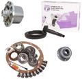 2004-2007 Nissan Titan 226mm Rear Ring and Pinion Truetrac Posi Pkg