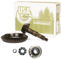 "Toyota 8"" Reverse 4.56 Ring and Pinion USA Standard Gear Set"