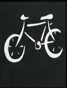 BICYCLE - BLACK CYCLE SUN SLEEVEZ