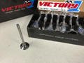 Victory 1 Performance Titanium Valves   custom made in 2-5 days