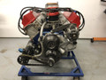 Ford 434 cid Aluminum Block Complete Race Engine 840hp 670 torque