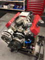 FRESH BUILT NASCAR DODGE MOPAR R5 P7 WET SUMP ENGINE PUMP GAS 728 HP 530 ft-lb torque