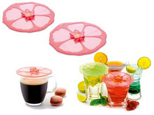 Hibiscus Cup Lid