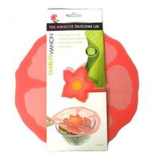 """Hibiscus 8"""" lid"""