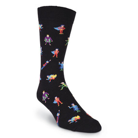 mens super heroes socks
