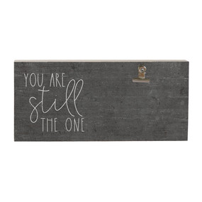 still the one, picture clip, photo display, 5.5 x 12 x 1.25