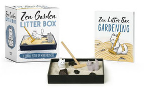 zen garden litter box, garden, mindfulness