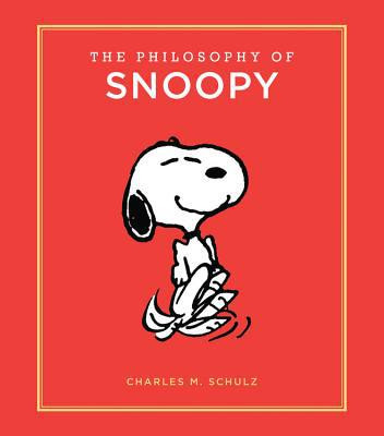 the philosophy of snoopy, book, advice, humor