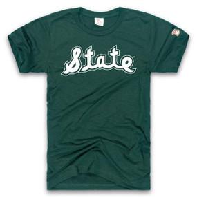MSU - 1979 script classic green unisex t-shirt, Magic Johnson, vintage, basketball