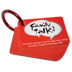family talk conversation game, connections, travel