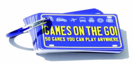 games on the go, travel, restaurants, portable, purse clip