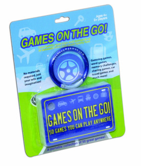 games on the go, travel, restaurants, portable