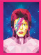 David bowie, paint by sticker, rockers, music, crafters and artists, doodlers and colorers of all ages