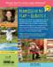 backyard adventure, activities book, back cover