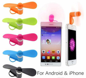 smartphone fan for android and iphone