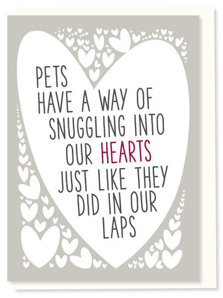 pets have a way, pet sympathy