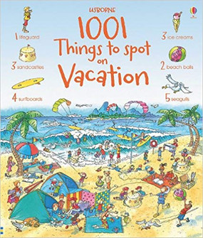 1001 Things To Spot Vacation