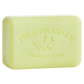 linden soap bar, european, French, scented