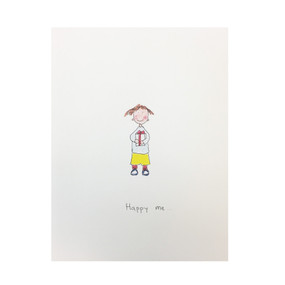 happy me birthday card