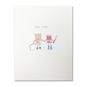 some couples are made for each other love card