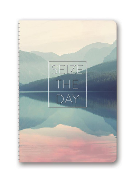 words to live by 2020 on-time weekly planner, front cover
