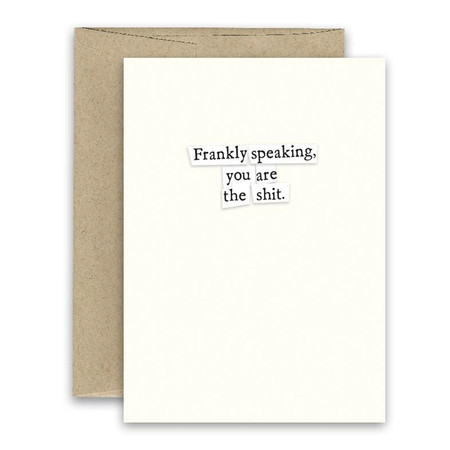 frankly speaking just for laughs card