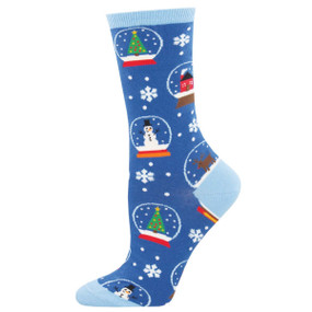 snow much fun womens socks