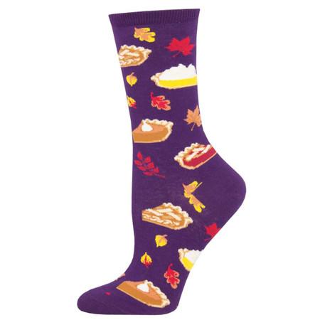 autumn pies womens socks