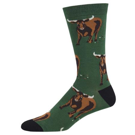 bull mens socks