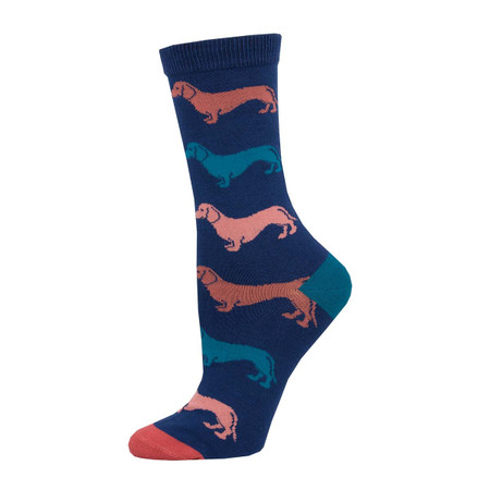 dachshund womens socks
