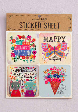 you are amazing sticker sheet