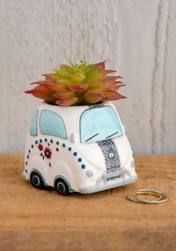car critter succulent