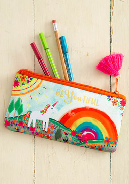 beYOUtiful  pencil pouch