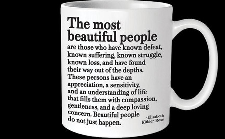 the most beautiful people mug