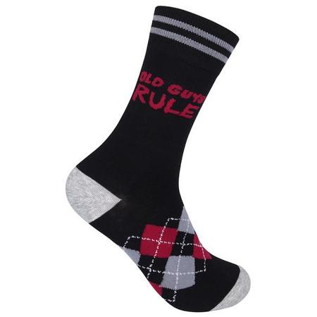 old guys rule mens socks