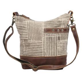 coffee shoulder bag, front