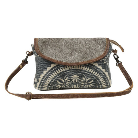 ancient arch small crossbody bag, front