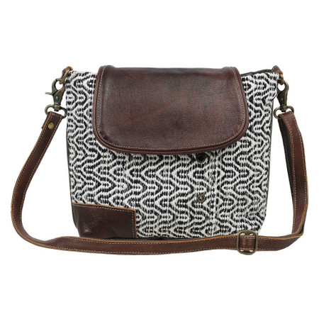 mozzolines small crossbody bag, front