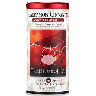 cardamon cinnamon tea