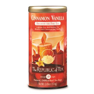 cinnamon vanilla red tea